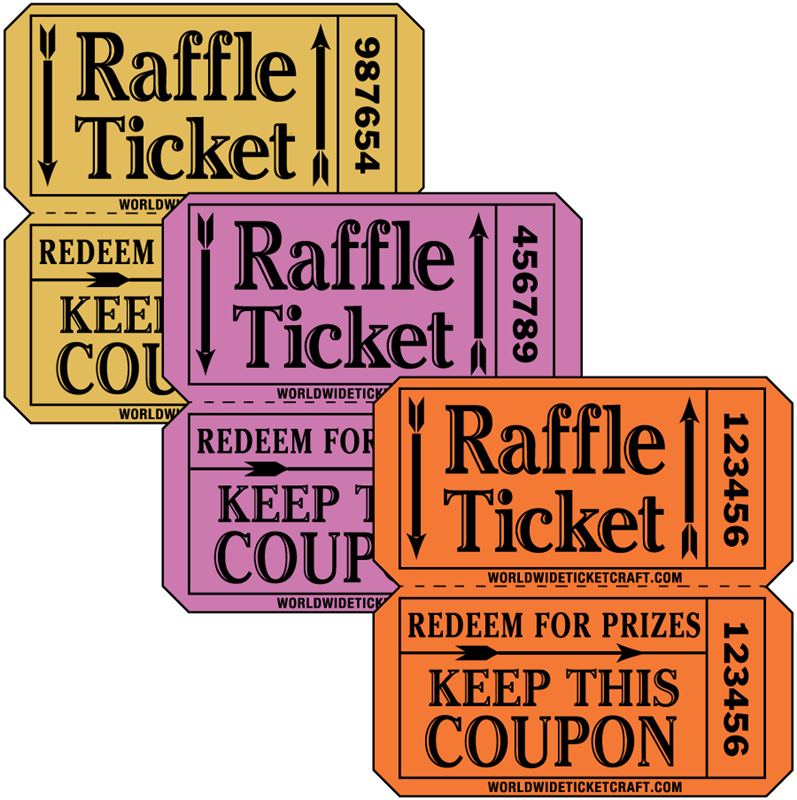 5050 raffle tickets clipart clipart images gallery for free.