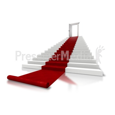 Rolling Out Red Carpet.