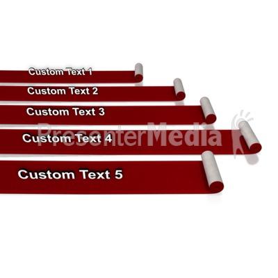 Custom Red Carpet Rolls.