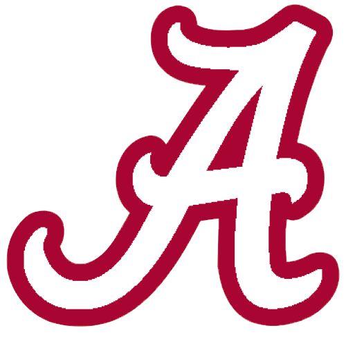 University Of Alabama Logo Clipart.