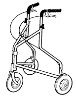 Choosing Walking Equipment.