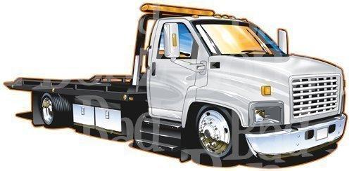 Rollback truck clipart 7 » Clipart Portal.