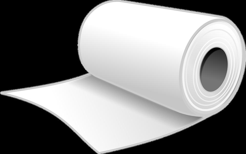 Similiar Paper Roll Clip Art Keywords.