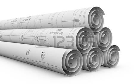 Roll Blueprints Stock Photos & Pictures. Royalty Free Roll.