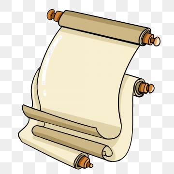 Rolled Paper Png, Vector, PSD, and Clipart With Transparent.