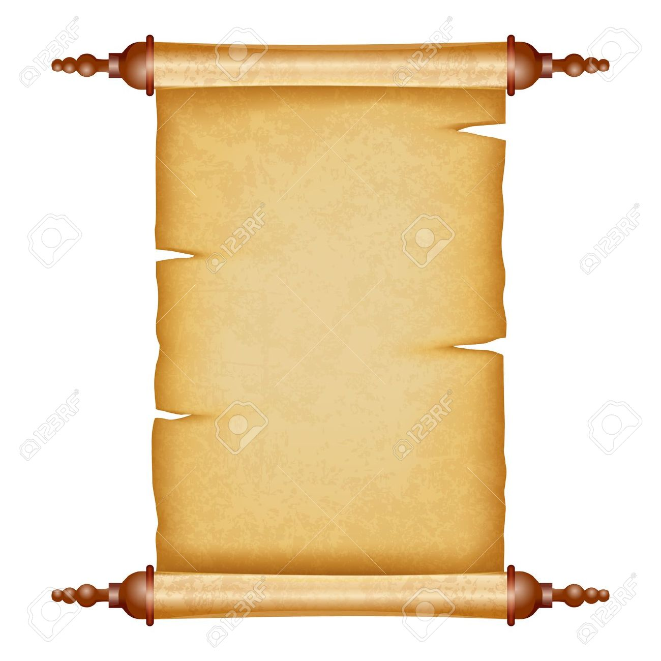 Ancient Letter Roll PNG Transparent Ancient Letter Roll.PNG.