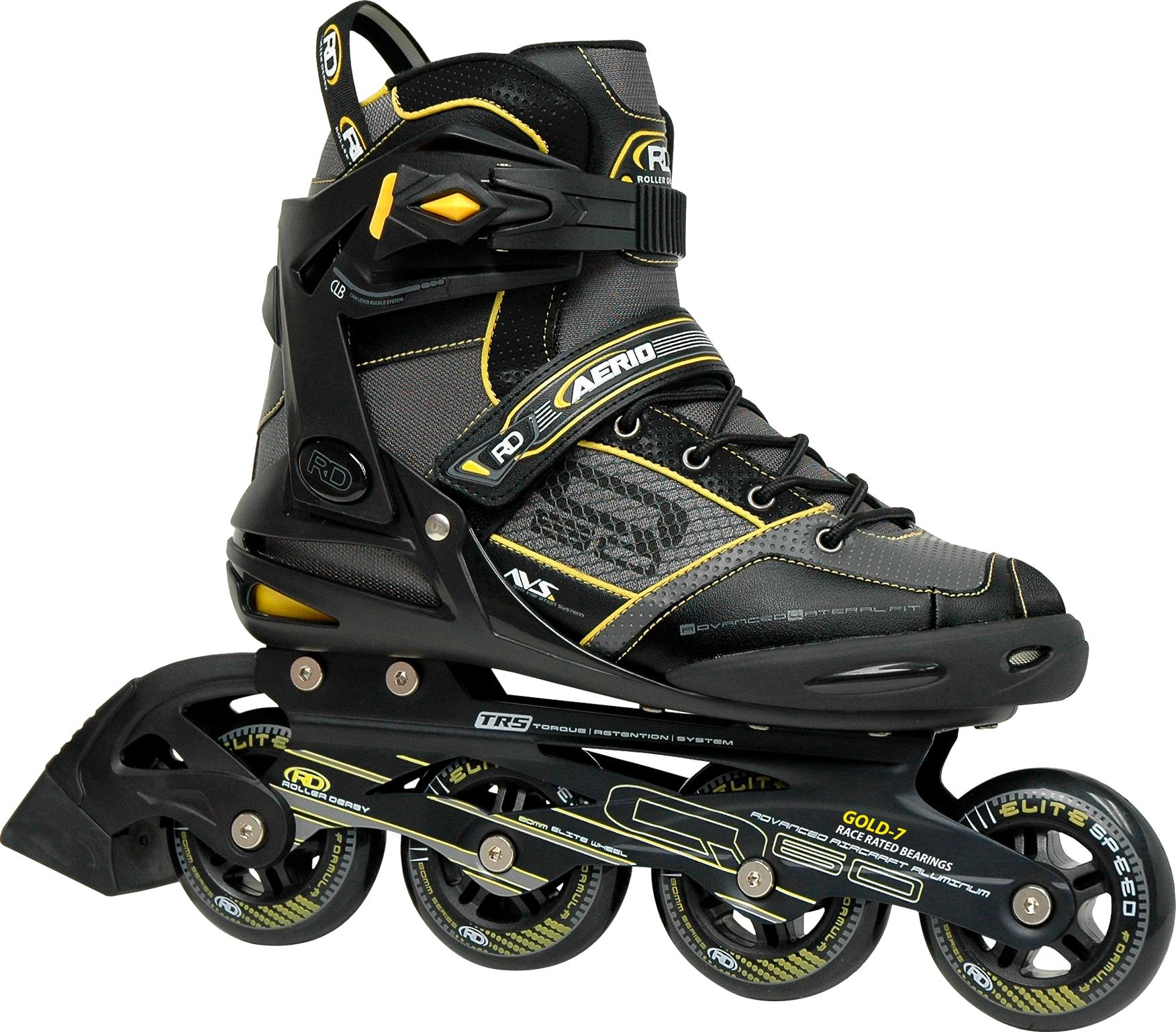HD Roller Skates Png.