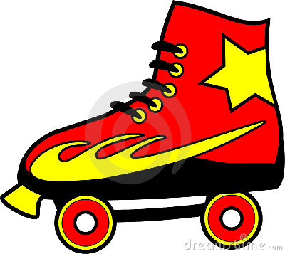 Roller Skates Clipart Clipground