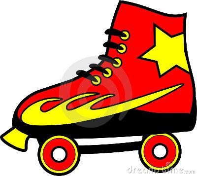 Roller Skates Clip Art & Roller Skates Clip Art Clip Art Images.