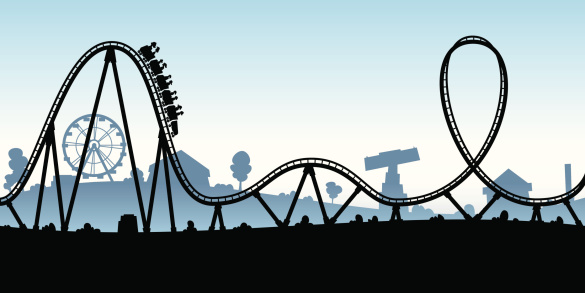Roller coaster clipart 5 » Clipart Station.