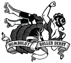 107 Best Roller Derby logos images.