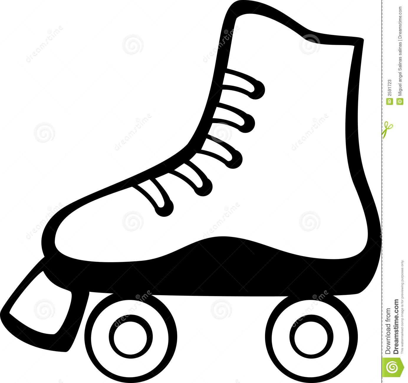 13+ Roller Skate Clip Art.