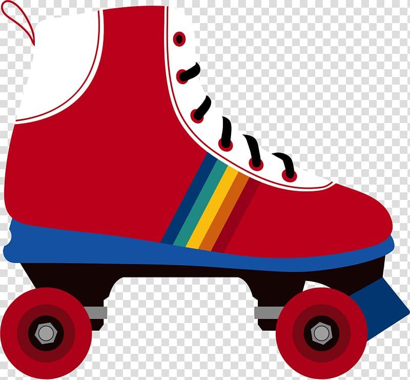 Roller skates Roller skating , roller skates transparent.