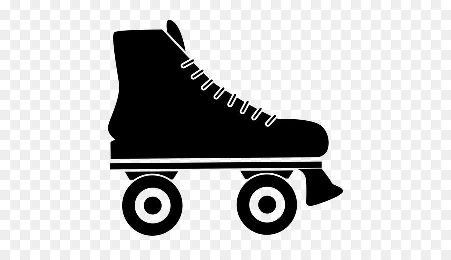 Download Free png Roller skates Roller skating Patín Ice.