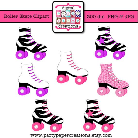 408 Skate free clipart.
