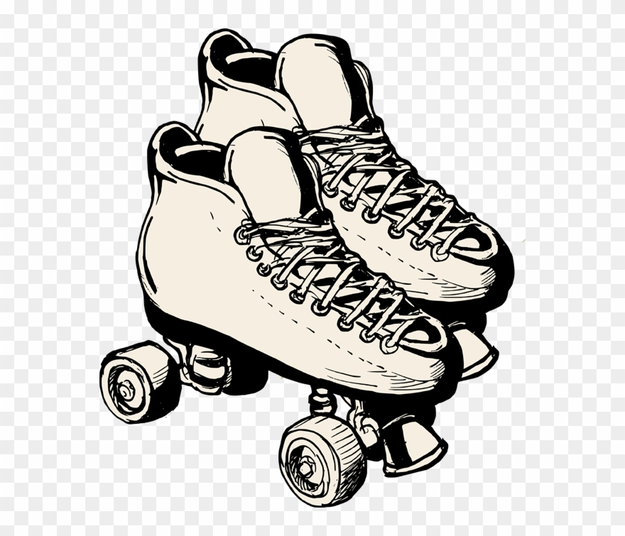 Gallery For Clip Art Free Roller Skating.