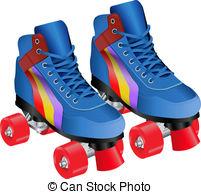 Roller skate Clip Art Vector Graphics. 2,940 Roller skate EPS.