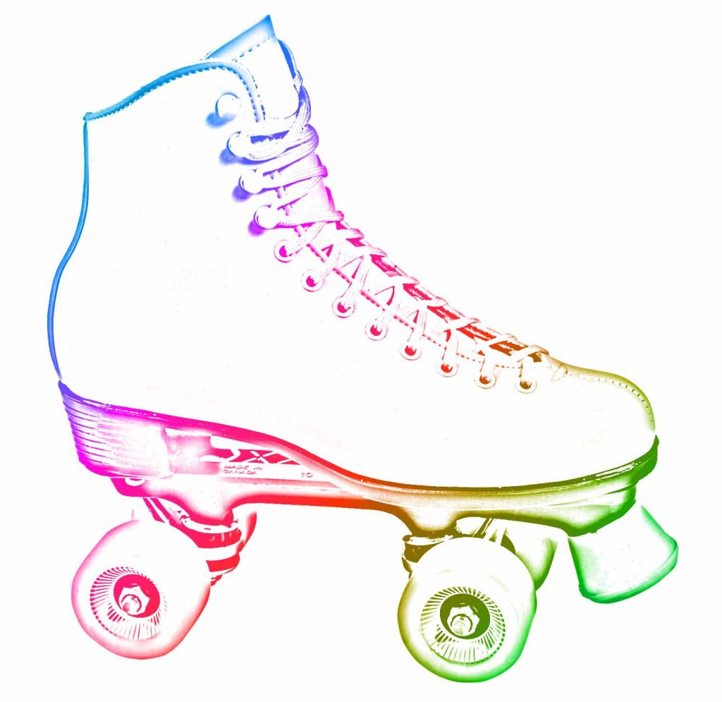Roller Skate Clipart at GetDrawings.com.