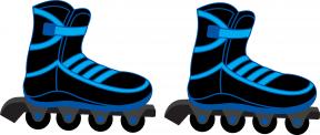 Rollerblade Clip Art Download.