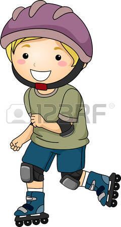 348 Rollerblading Stock Illustrations, Cliparts And Royalty Free.