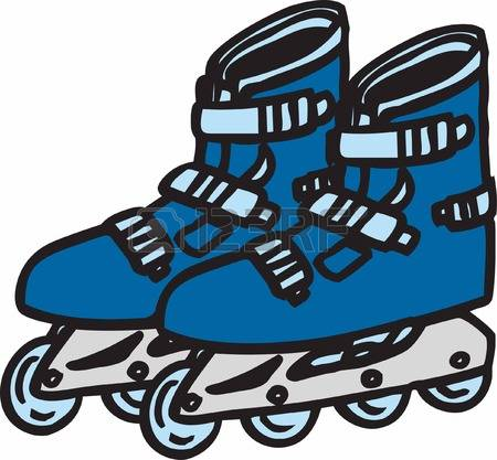 244 Rollerblade Stock Vector Illustration And Royalty Free.