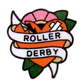Roller derby clip art.