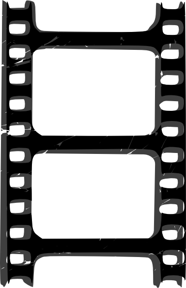 Roll Film Free Vector.