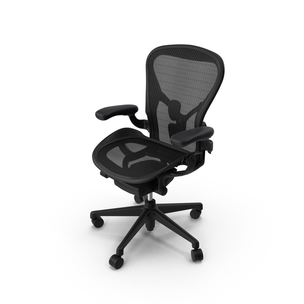 Herman Miller Aeron Chair PNG Images & PSDs for Download.