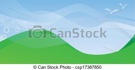 Rolling hills Clip Art Vector Graphics. 333 Rolling hills EPS.