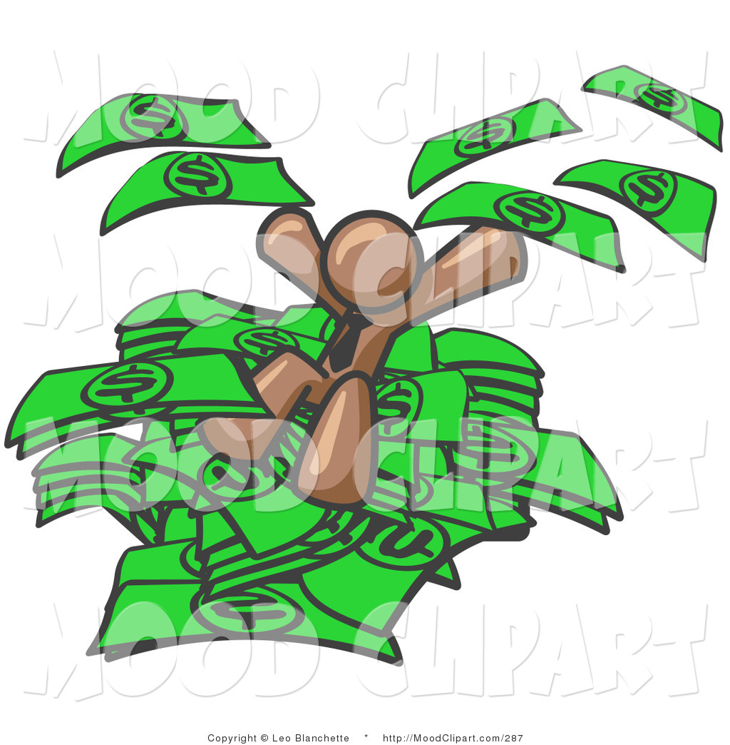Rolling in Money Clipart (51+).