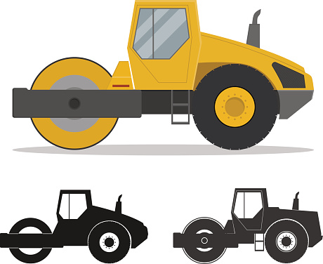 Asphalt Paving Clip Art, Vector Images & Illustrations.