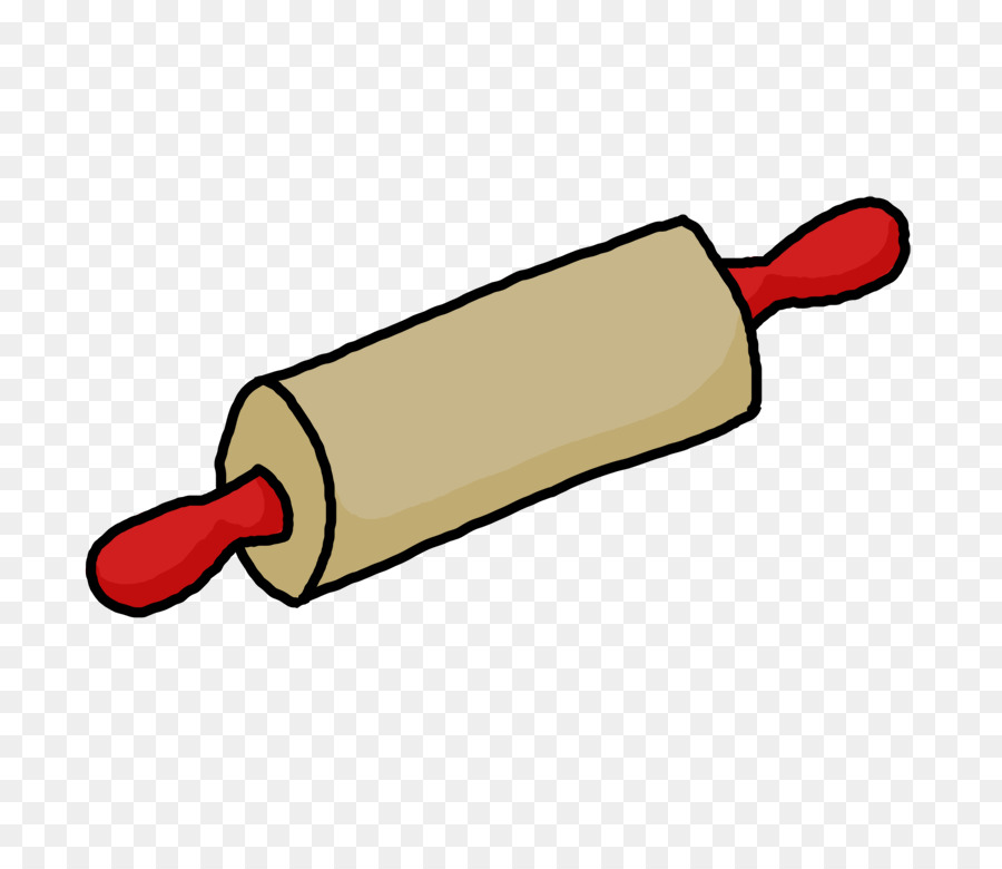 Rolling Pin Food png download.