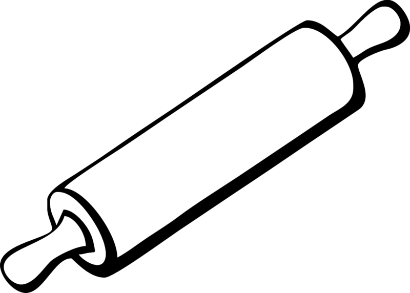 Download Free png Rolling Pin Clipart.