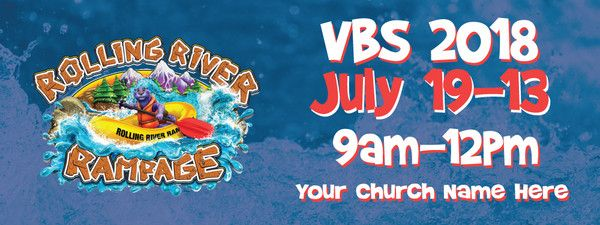 River Rafting VBS.
