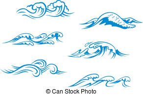 Waves Clipart and Stock Illustrations. 501,019 Waves vector EPS.