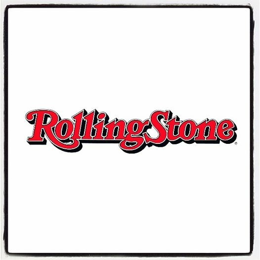Rolling Stones Gear in the new Rolling Stone Magazine.