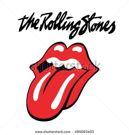 Rolling Stones Stock Photos, Royalty.