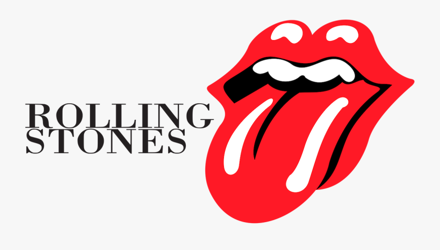 Los Rolling Stones Logo , Free Transparent Clipart.
