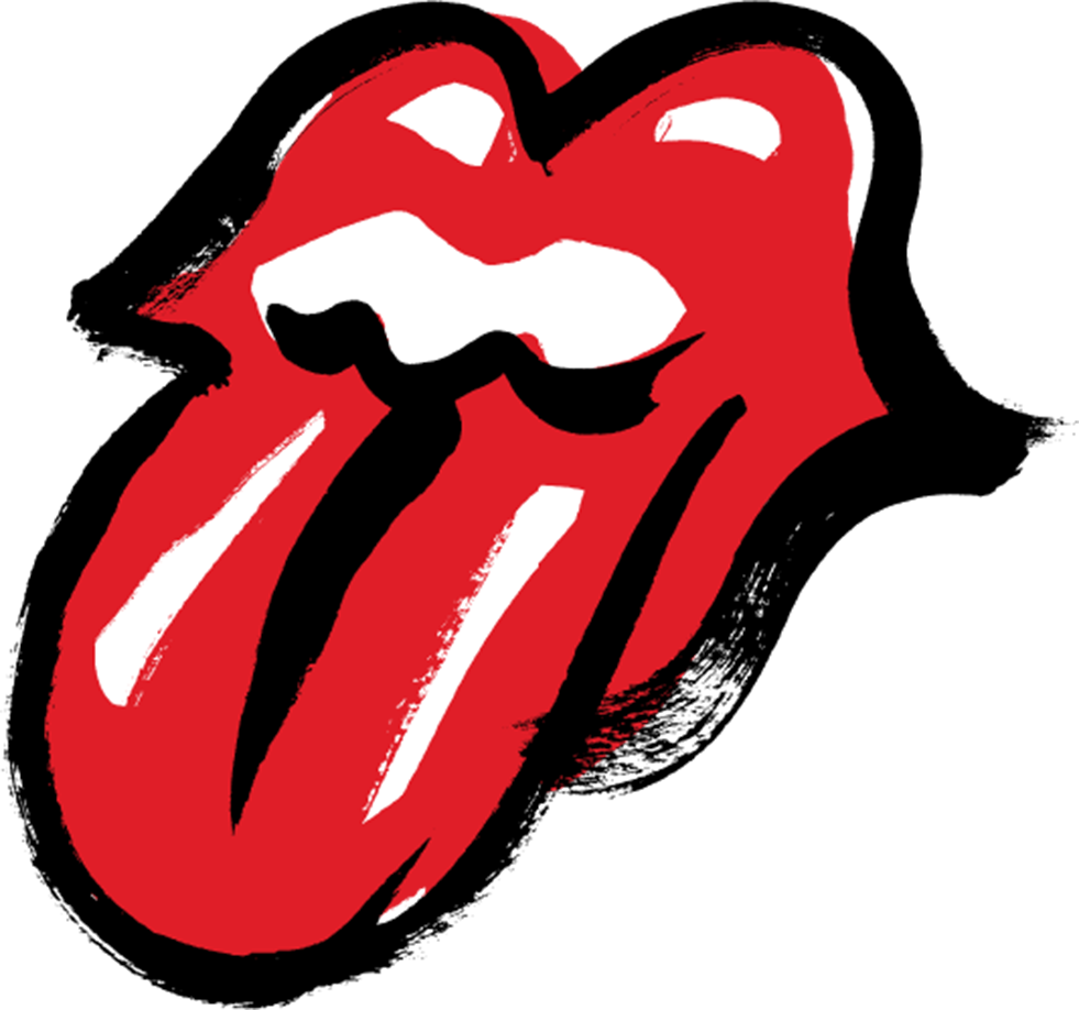 Rolling Stones Png Logo.