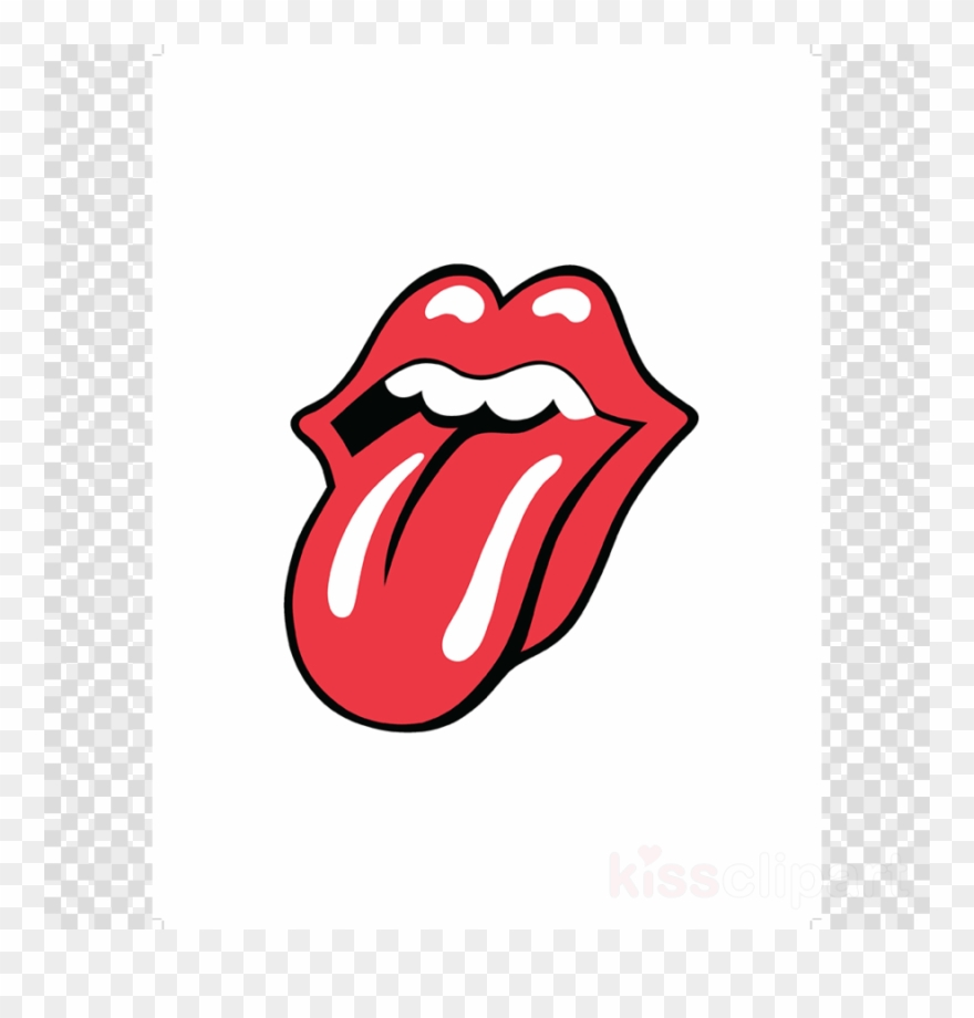 Rolling Stones Logo Clipart The Rolling Stones Logo.