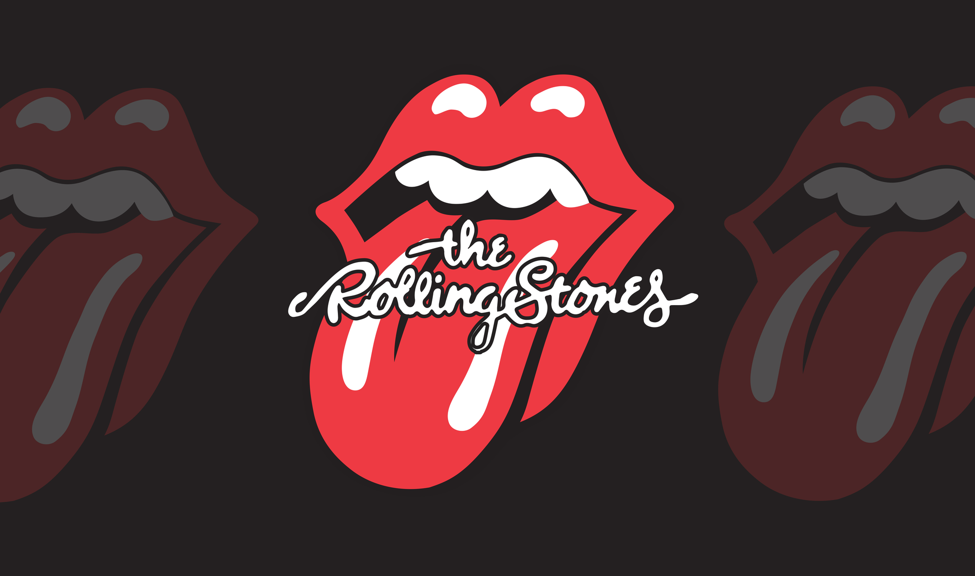 The Rolling Stones Tongue.