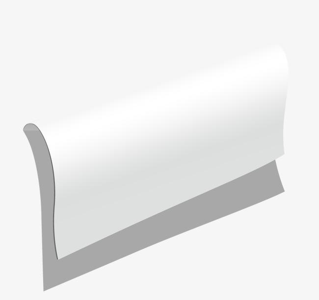 Papel Papel En Blanco Vector De Papel Rollos PNG y Vector.