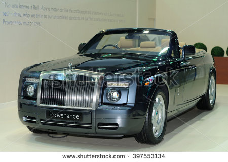 Rolls Royce Phantom Stock Photos, Royalty.