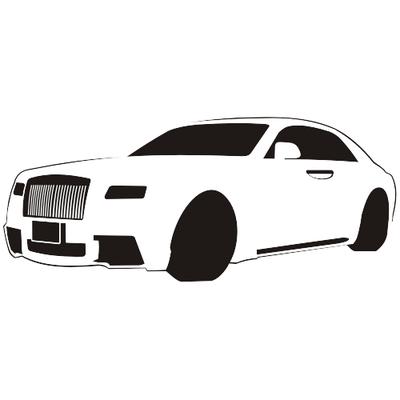 Black & White Traced Rolls.