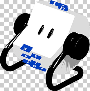 9 rolodex PNG cliparts for free download.