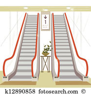 Rolltreppe Clipart und Illustrationen. 1.167 rolltreppe Clip Art.