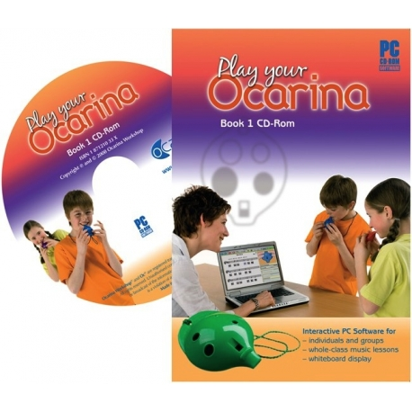 Play your Ocarina Book 1 CD.