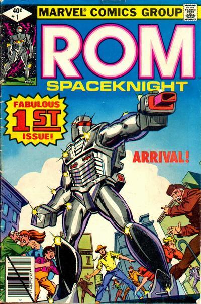 Rom (comics).