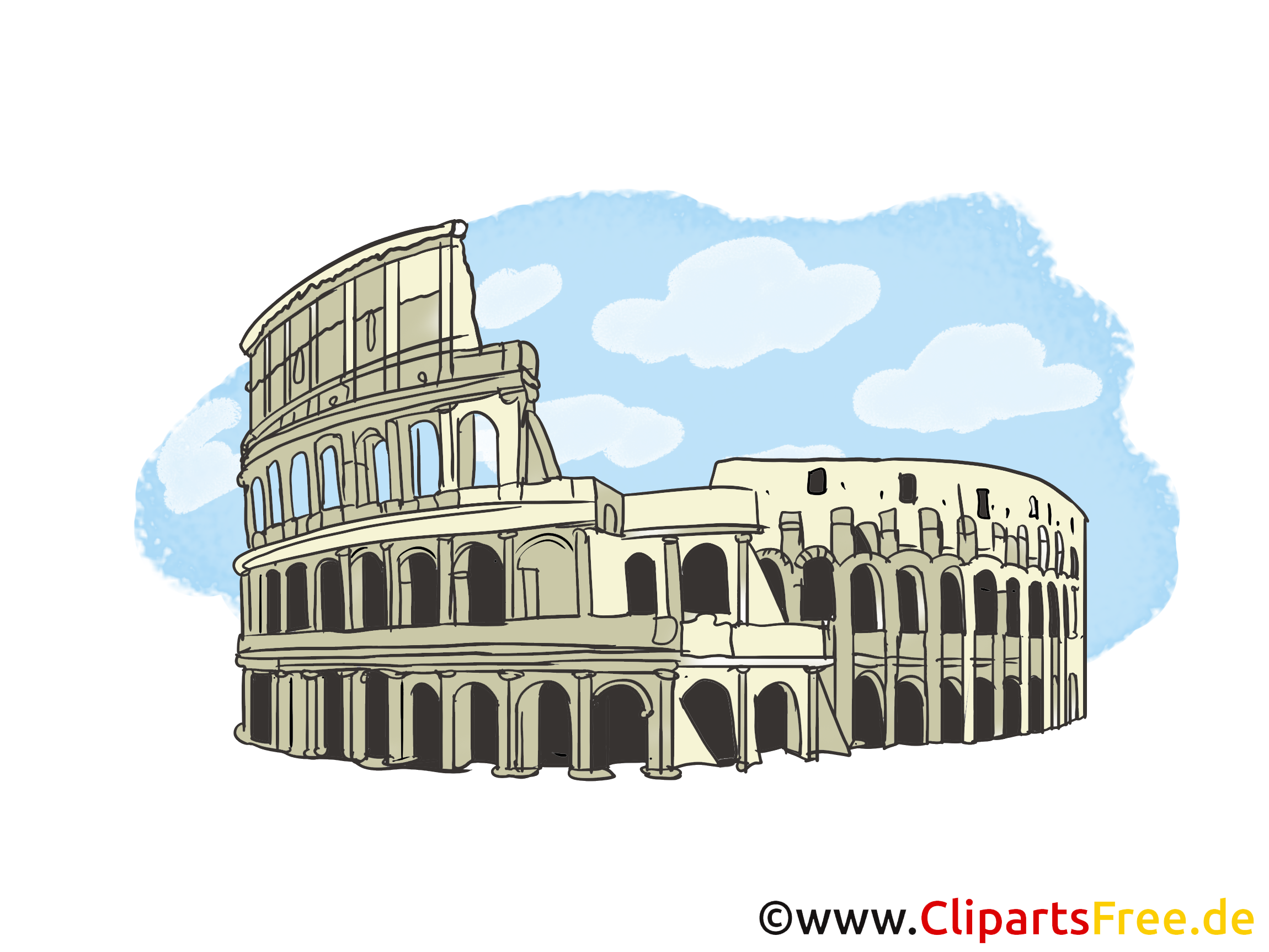 Rom clipart.
