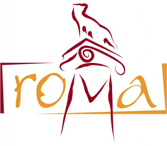 Roma: nuovo logo e merchandising.